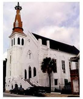 Mother Emmanuel AME, Charleston SC