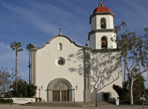 San Juan Capistrano Mission Basilica