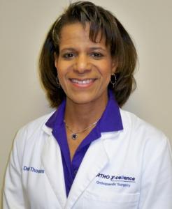 Dr Debi Thomas