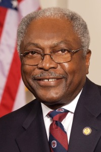 Rep James Clyburn, D-SC
