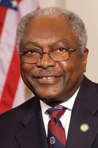 Rep James Clyburn, D-SC