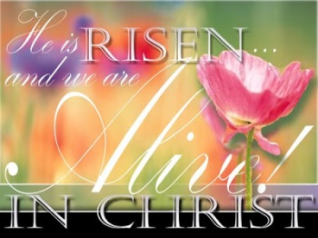 He is Risen religious-easter-wallpaper
