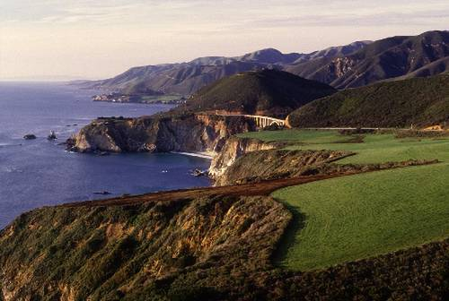 Big Sur, California's Most Renowned Coastline (Photo Credit Unknown)